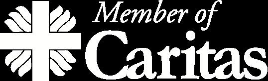 text - Member of caritas