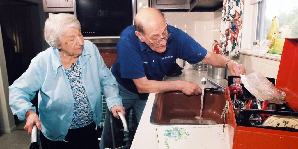 The Gift Of Time For Vulnerable Seniors And Those Who Care For Them