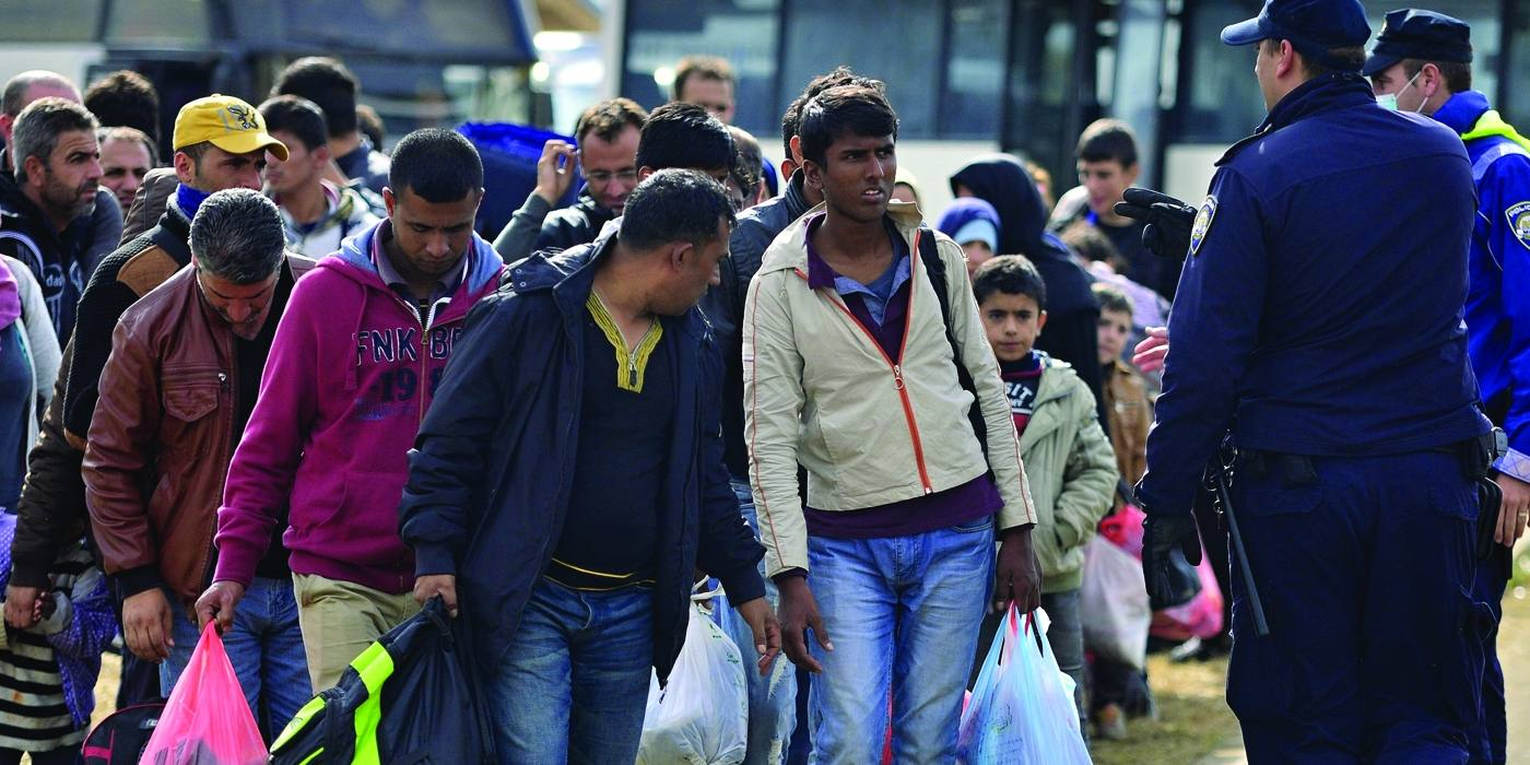 Welcoming Weary Migrants With Care And Compassion