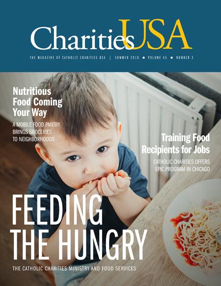Catholic Charities Usa Reducing Poverty In America
