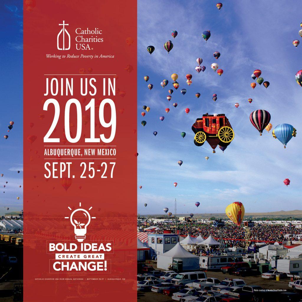2019 Annual Gathering Catholic Charities Usa