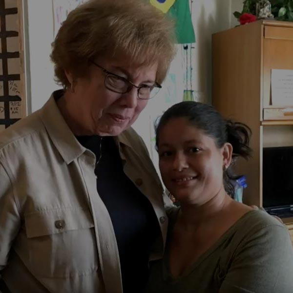 CCUSA President and CEO Sister Donna Markham Reflects on Border Visit