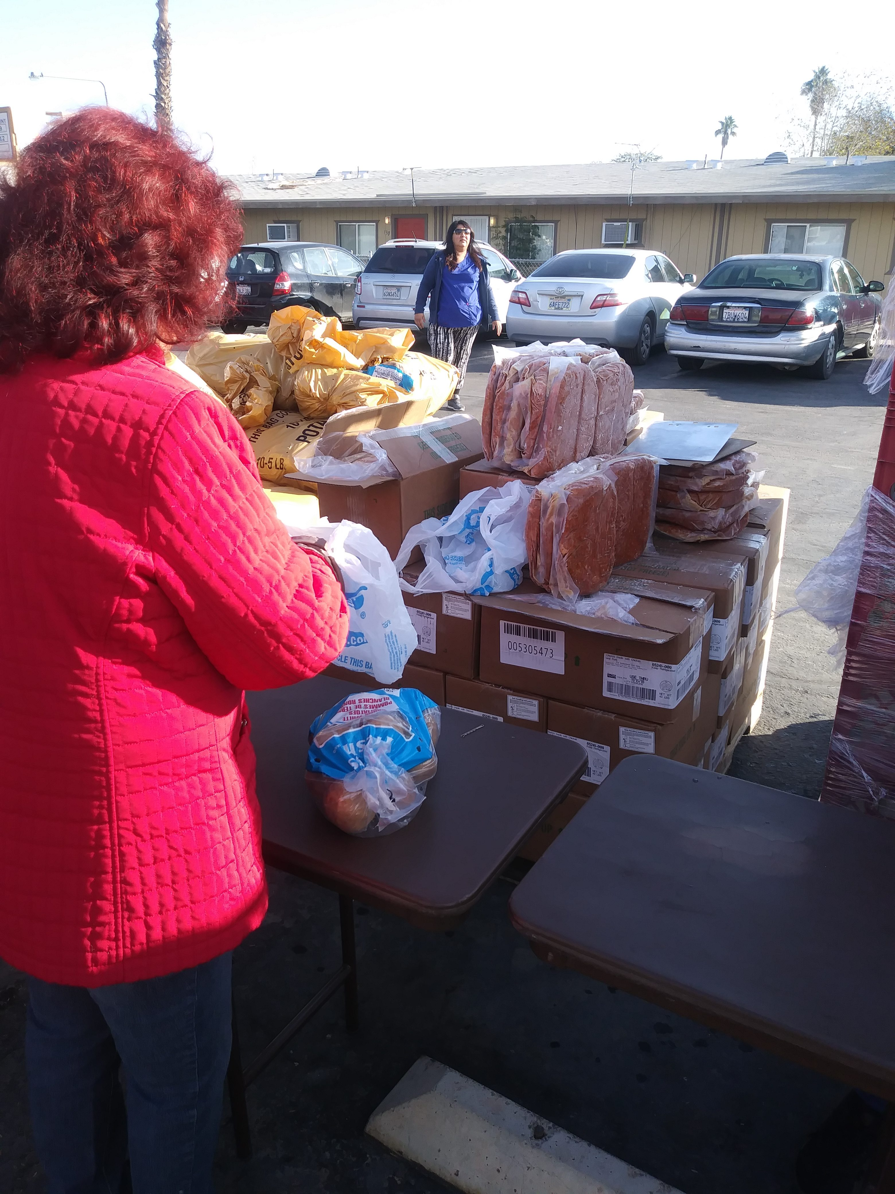 Ccusa Receives Donation Of Chorizo Valued At Over 1 5