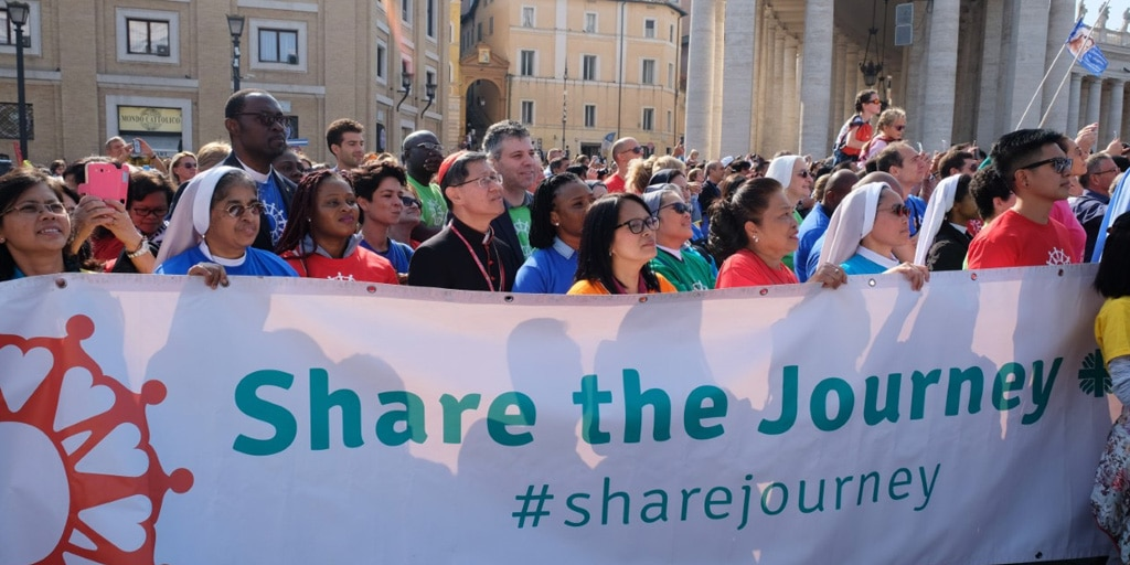 Caritas campaign makes strides, but miles still to go in welcoming migrants