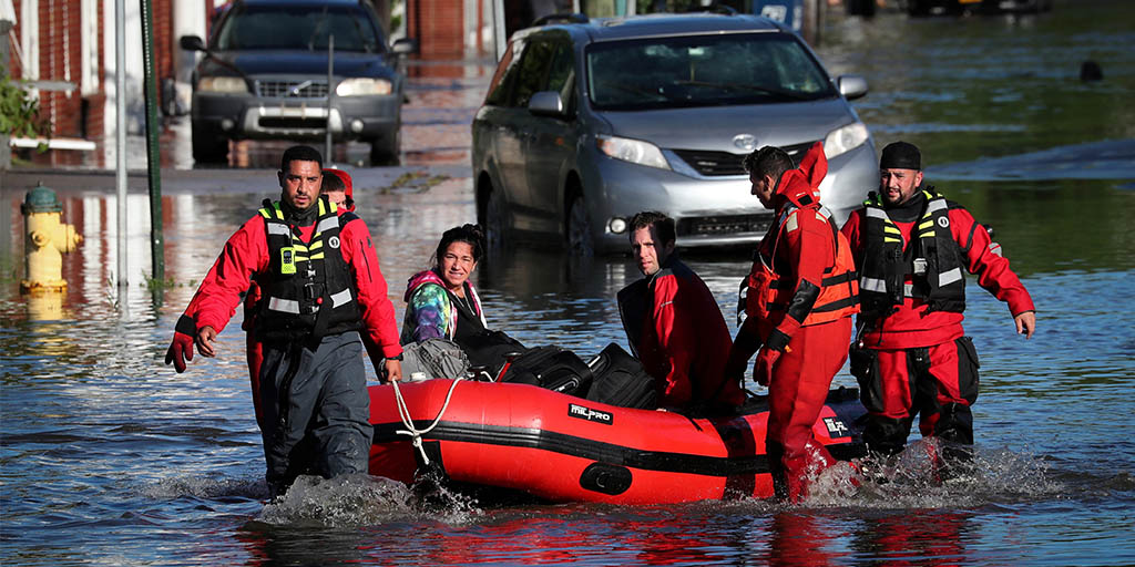 Catholic Charities agencies rely on virtual outreach in Ida relief